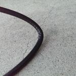 テレビの同軸ケーブル(アンテナ線)の折損(折れた)による電波障害