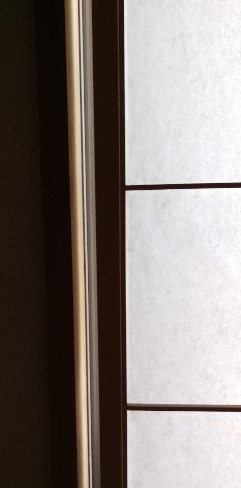 和室の窓ガラスの結露を簡単に解消出来る方法