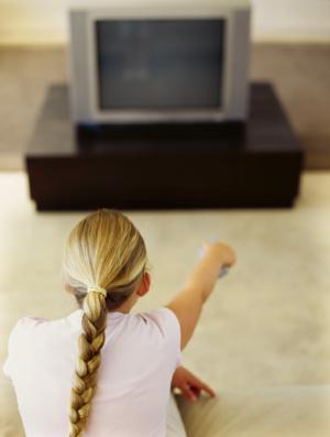 液晶テレビの画面が真っ暗で映らなくなった時